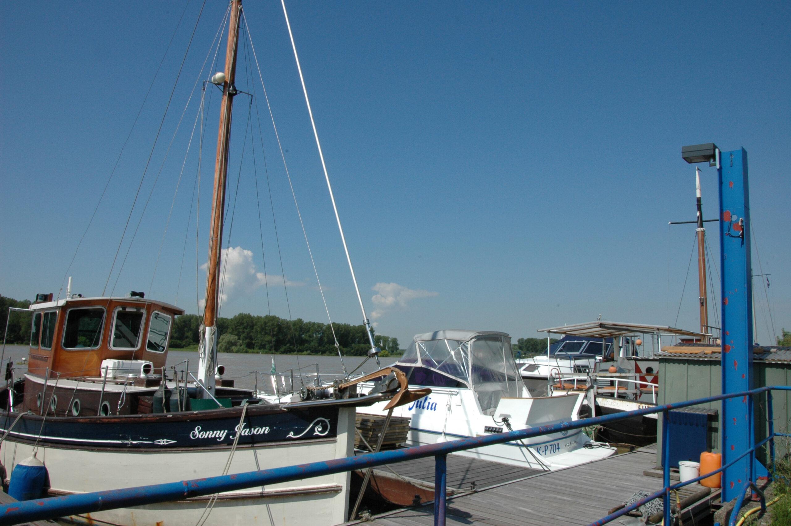 Hitdorfer Hafen